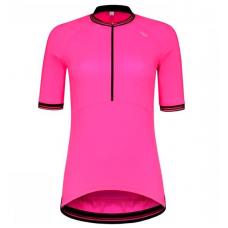Susy Cyclewear Dames fietsshirt Roze