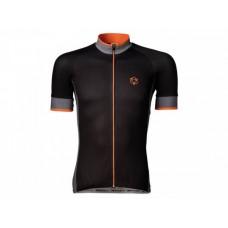 Agu Palermo Cycling Jersey Ss Black