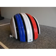 Carrera Foldable Helmet Iride flag