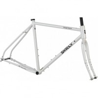 Surly Midnight Special Frame kit 56 cm white
